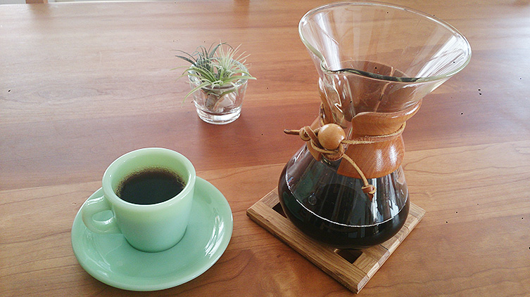 CHEMEX & PYREX コーヒーメーカー 2〜6CUP用 CM-2