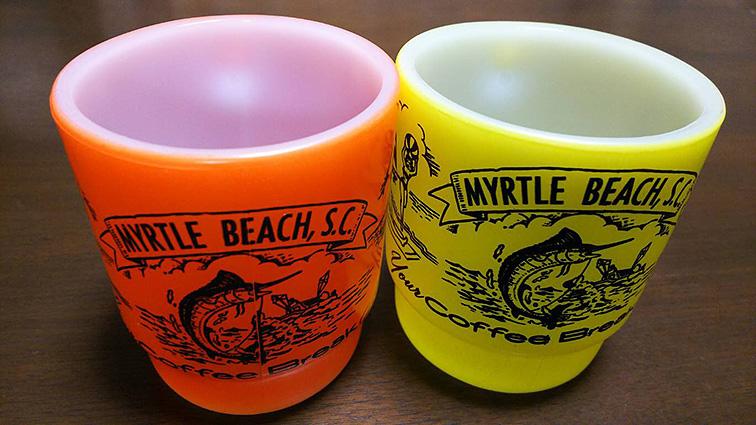 ファイヤーキング MYRTLE BEACH, S.C. 橙、黄色