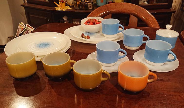 ファイヤーキング ショートカップ 茶/黒
