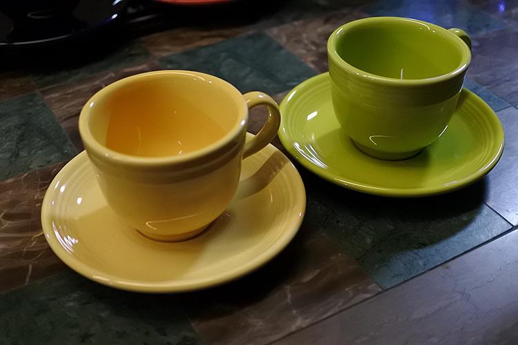 フィエスタ C&S レモンイエロー、レモングラス
